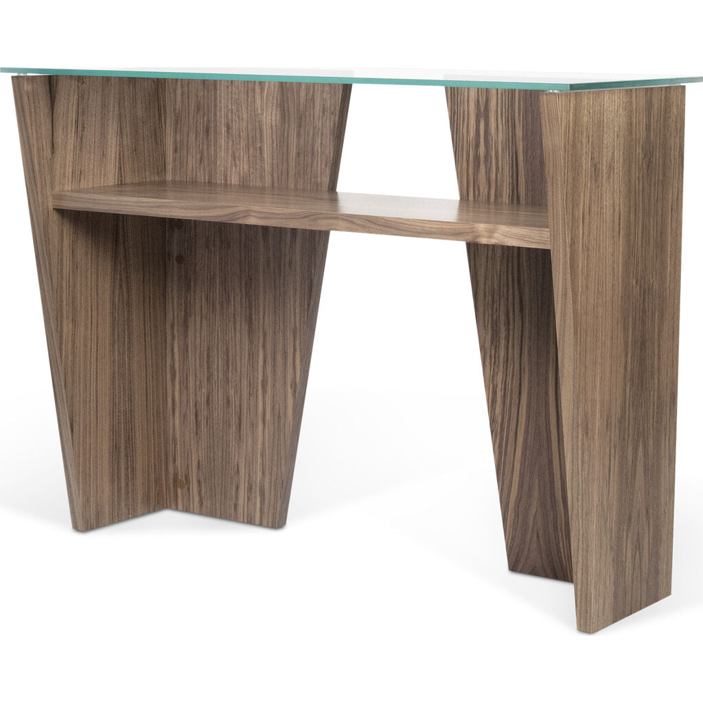 Temahome Oliva Console | Glass Top