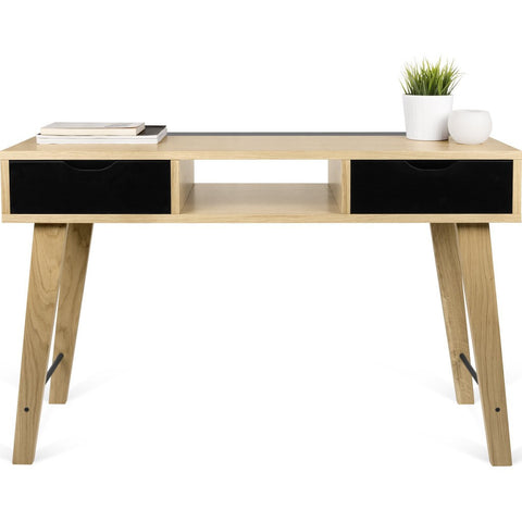 TemaHome Lime Console | Oak / Pure Black 193021-LIME