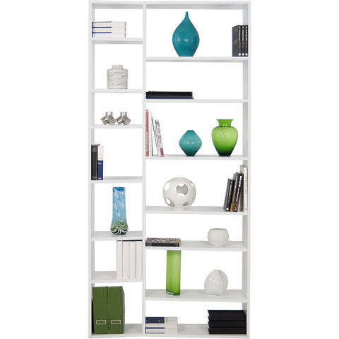 TemaHome Valsa 001 Composition Bookcase | Pure White 9500.316562