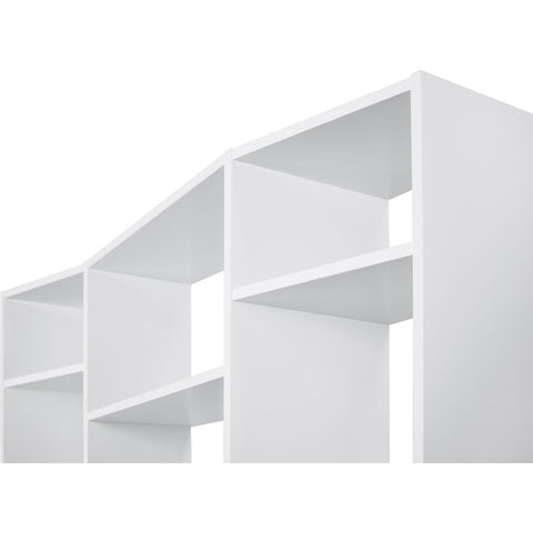 TemaHome Valsa 002 Composition Bookcase | Pure White 9500.316579