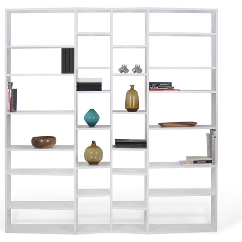 TemaHome Valsa 003 Composition Bookcase | Pure White 9500.316586