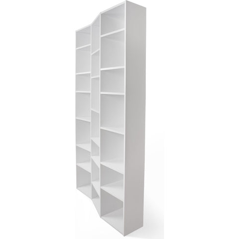 TemaHome Valsa 007 Composition Bookcase | Pure White 9500.316647