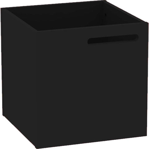 TemaHome Berlin Box Storage Boxes | Pure Black 118999-BERLINBOX