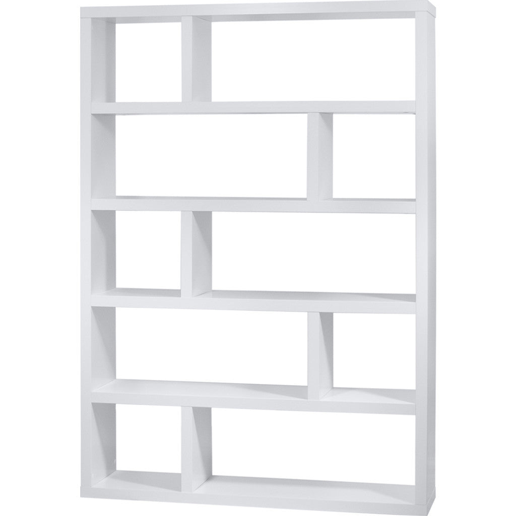 TemaHome Dublin High Bookcase | Pure White