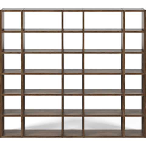 TemaHome Pombal Shelving System Composition 2011-055  | Walnut 004020-Pombal Shelving System55
