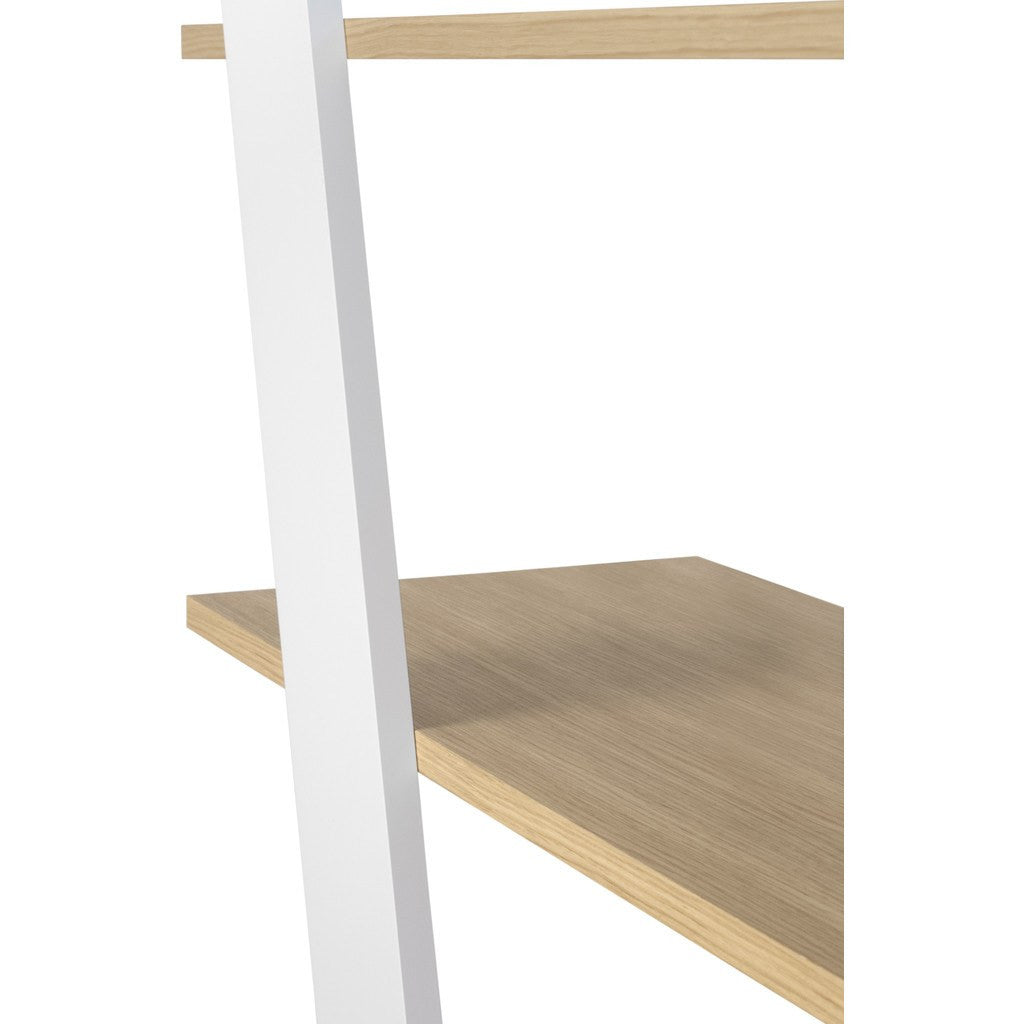 TemaHome Wind Shelving Unit | Oak / White 138022-WIND
