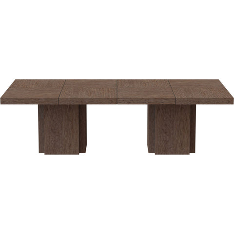 TemaHome Set of 2 Dusk Tables | Chocolate 9500.613203