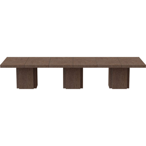 TemaHome Set of 3 Dusk Tables | Chocolate 9500.61321