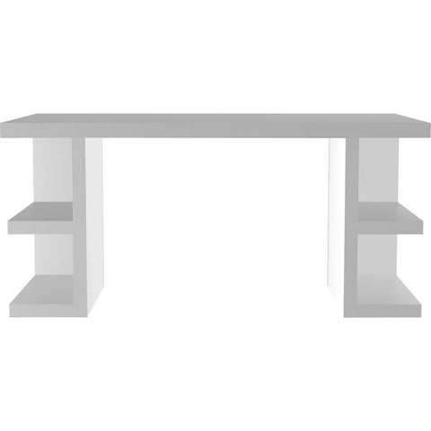 TemaHome Multi 180 Storage Leg Dining Table | Pure White 9500.620881