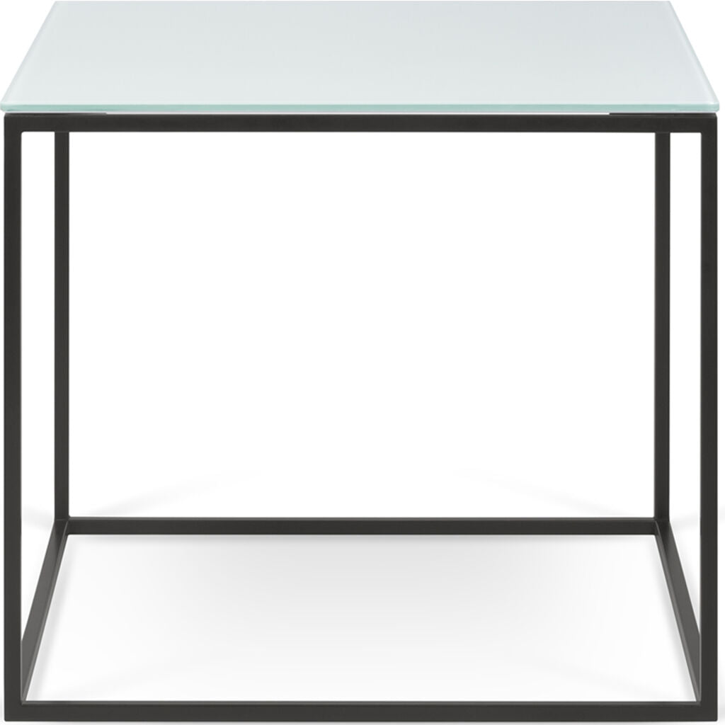 Temahome Gleam Glass Coffee & Side Table