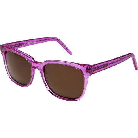 RetroSuperFuture People Sunglasses | Crystal Fuxia 563