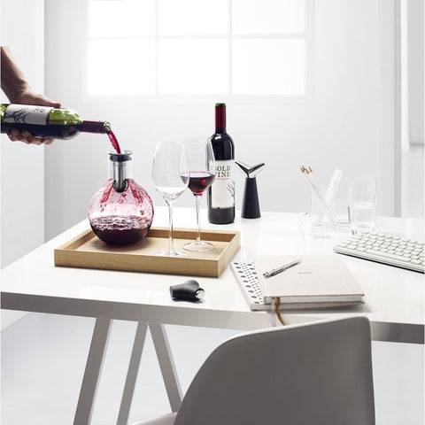 Eva Solo Wine Decanter Carafe | Glass