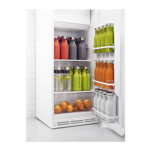 Eva Solo Fridge Carafe w/Cover 1.0L | 3D Orange- 567962