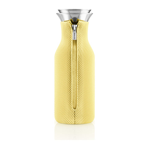 Eva Solo Fridge Carafe w/Cover 1.0L | 3D Yellow Lemonade- 567970