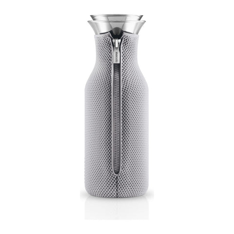 Eva Solo Fridge Carafe w/Cover 1.0L | 3D Marble Grey- 567971