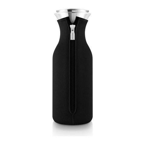 Eva Solo Fridge Carafe w/Cover 1.0L | Woven Black- 567972