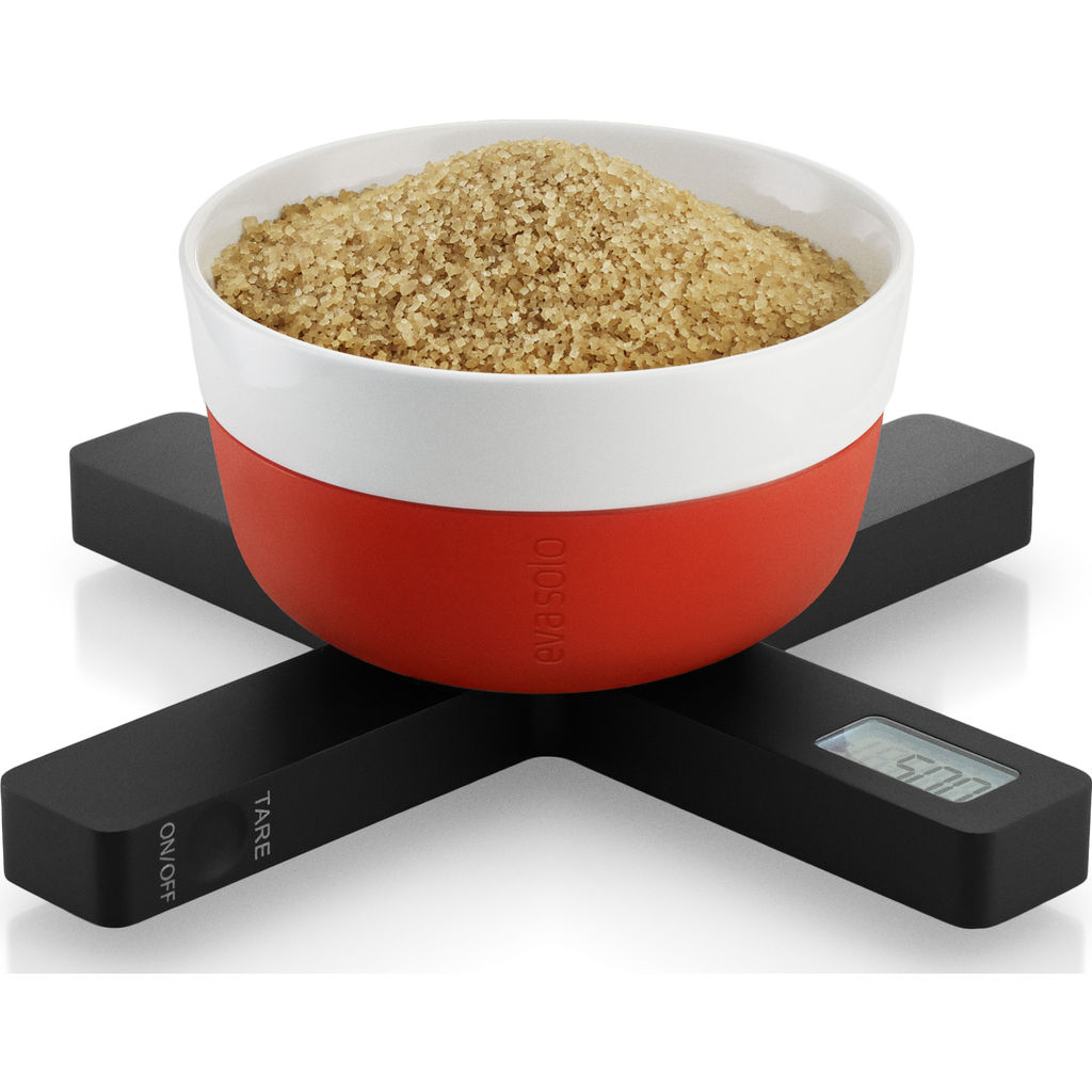 Eva Solo Digital Kitchen Scale | Black