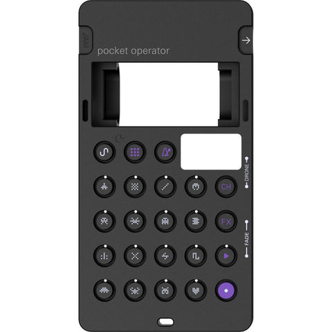 Teenage Engineering CA-20 Case for PO-20 Black
