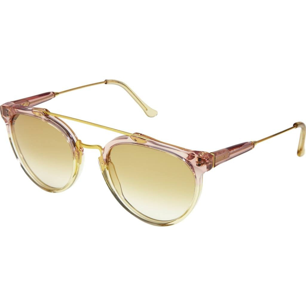 RetroSuperFuture Giaguaro Sunglasses | Pink Opal 569