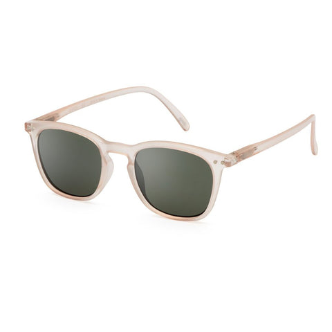 Izipizi Sunglasses E-Frame | Rose Quartz