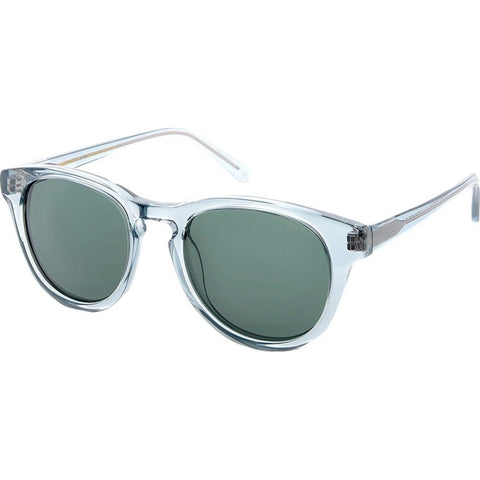 Han Kjobenhavn Timeless Sunglasses | Grey Transparent Frame-TL-9