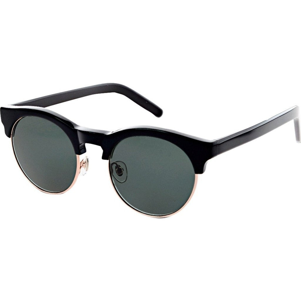 Han Kjobenhavn Smith Sunglasses | Black Frame-SM-20