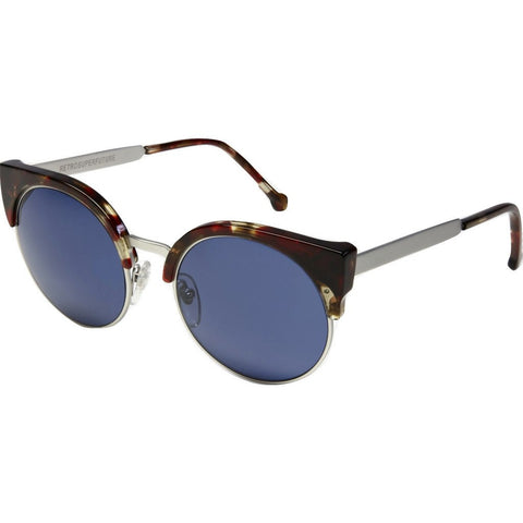 RetroSuperFuture Lucia Sunglasses | Metal&Red Havana 576