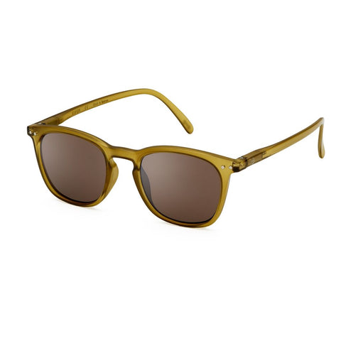 Izipizi Sunglasses E-Frame | Bottle Green