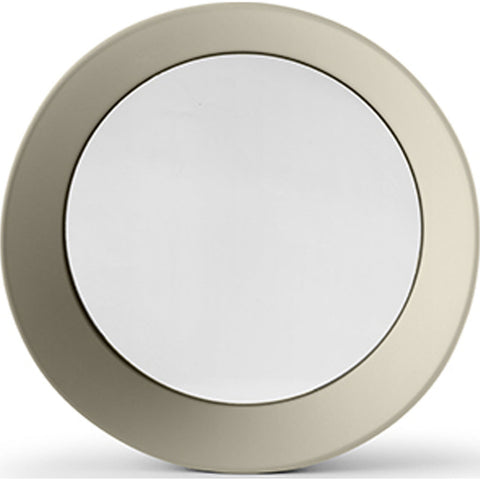 Atipico Girotondo Large Wall Mirror | Silk Gray 5951