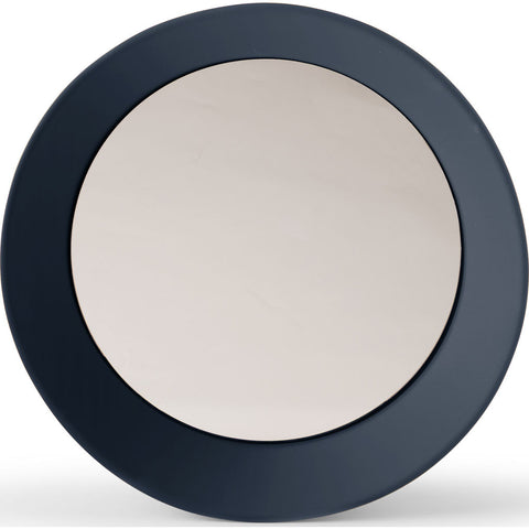 Atipico Girotondo Large Wall Mirror | Gray Blue 5955