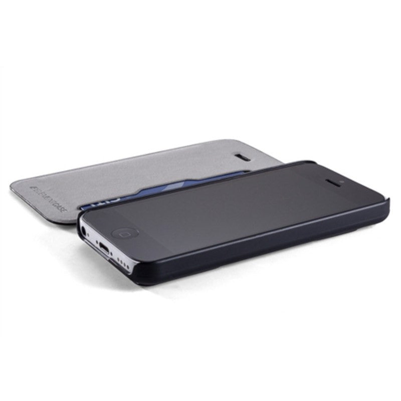 ElementCase Soft-Tec iPhone 5c Wallet Black/Gray