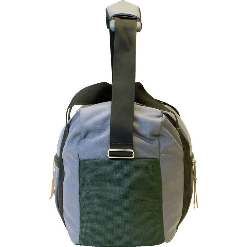 Kletterwerks 5th Wheel Duffel Bag | Granite/Forest