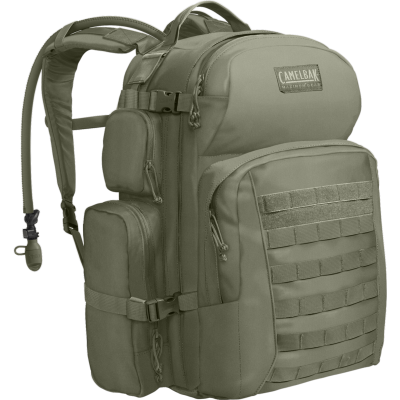 CamelBak BFM 3L Hydration Backpack | Foliage Green 60062