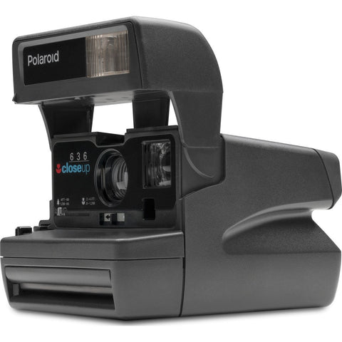 Impossible Project Polaroid 600 Square Camera | Black 1488