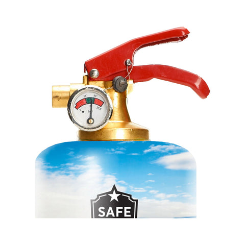Safe-T Designer Fire Extinguisher | Tropical SL1732