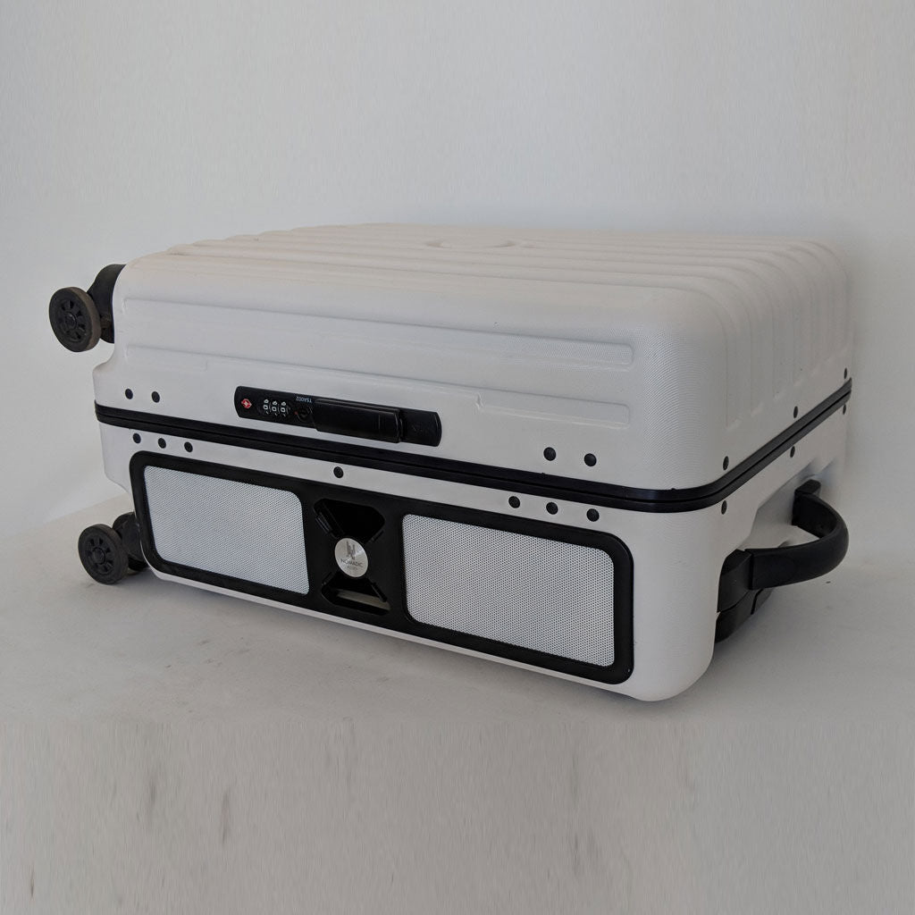 Nomadic Audio Speakase Roller Suitcase & Speaker