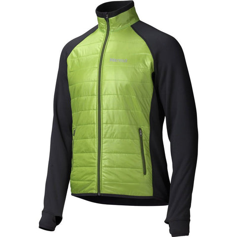 Marmot Variant Men's Thermal R™ Jacket | Green Lichen/Black