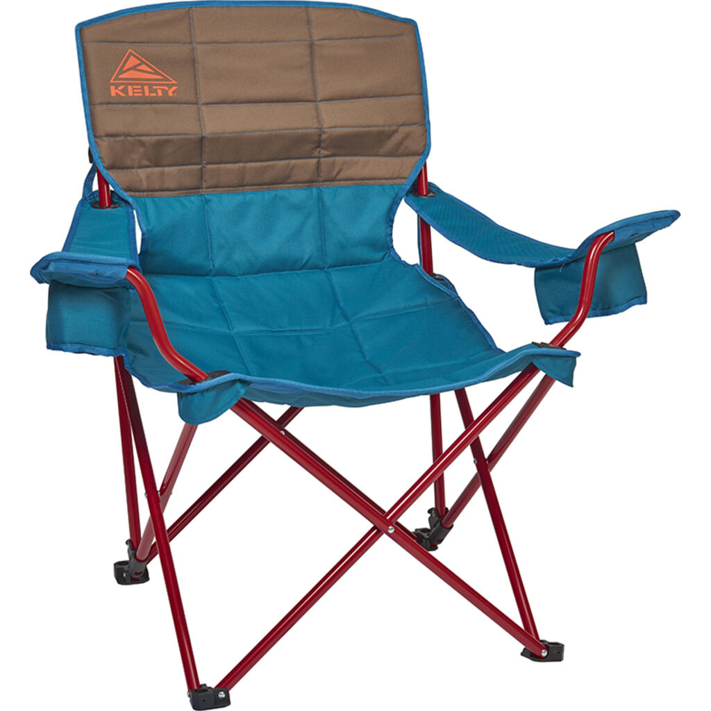 Kelty Deluxe Lounge Folding Chair - Camping, Festivals & Travel