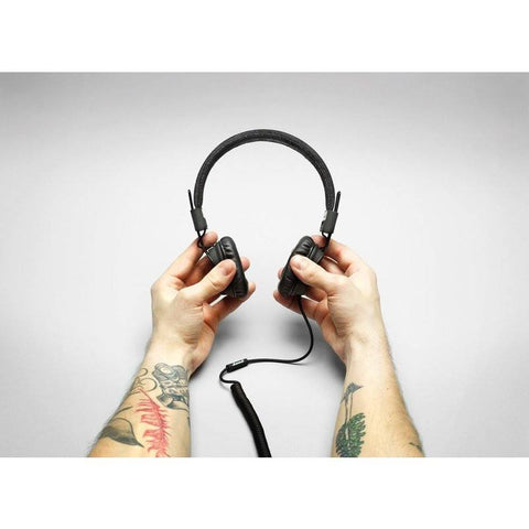 Marshall Major On-Ear Headphones | Pitch Black