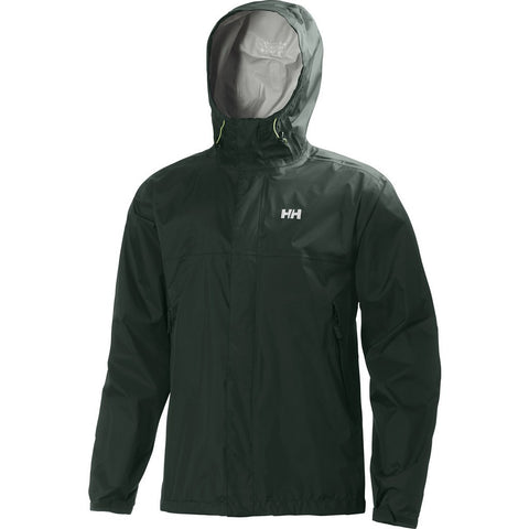 Helly Hansen Men's Loke Jacket | Jungle Green Size S 62252_390-S