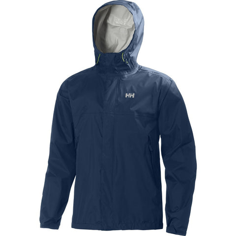 Helly Hansen Men's Loke Jacket | Marine Blue Size S 62252_581-S