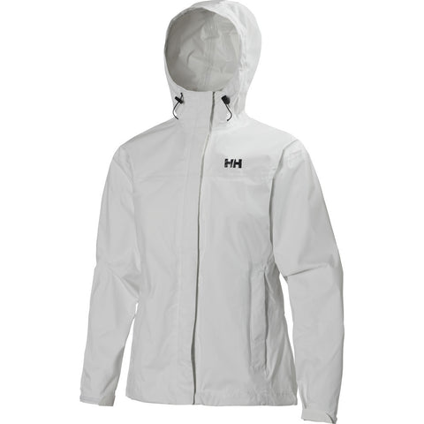 Helly Hansen Women's Loke Jacket | White Size XS 62282_001-XS
