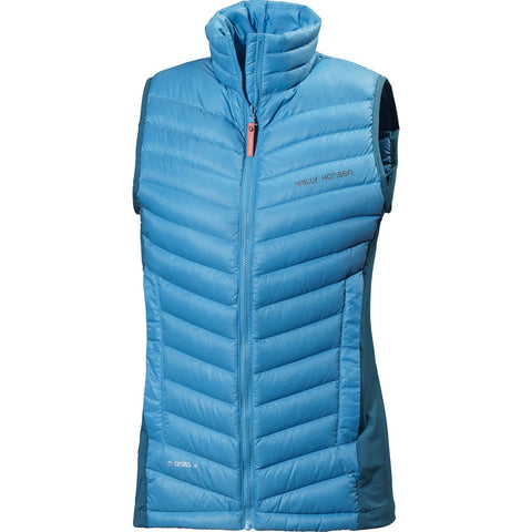 Helly Hansen Women's Verglas Down Insulator Vest | Winter Aqua S 62337_123-S