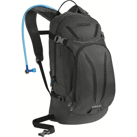 Camelbak M.U.L.E. Hydration Pack Backpack | Charcoal