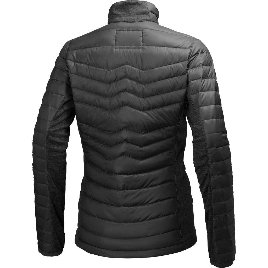 Helly Hansen Women's Verglas Hybrid Insulator Down Jacket | Black M 62511_990-M