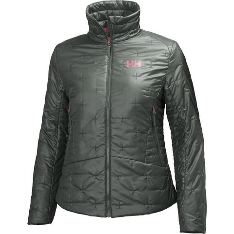 Helly Hansen Women's Cross Insulator Jacket | Rock S 62523_899-S