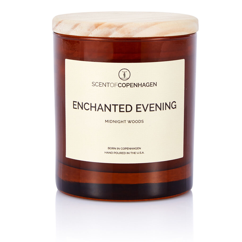 Scent of Copenhagen Art of Time Candle | Enchanted Evening