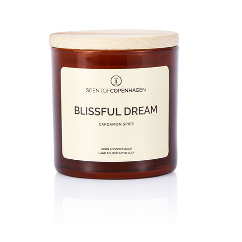 Scent of Copenhagen Art of Time Candle | Blissful Dream