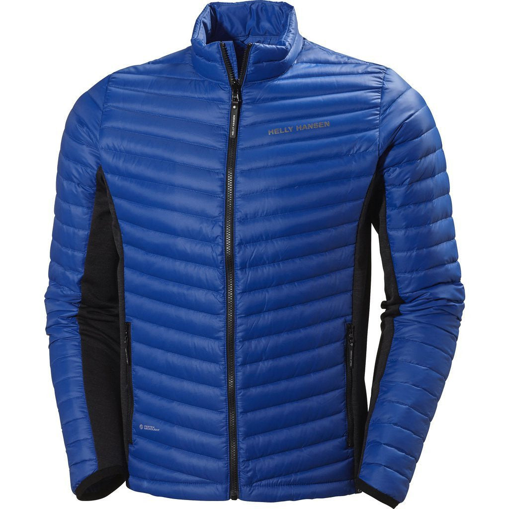 Helly Hansen Men's Verglas Hybrid Insulator Down Jacket | Classic Blue S 62681_533-S