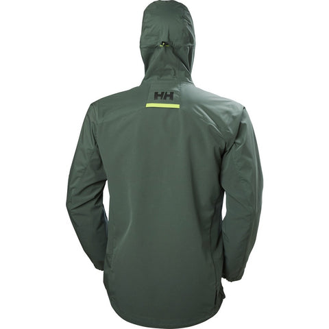 Helly Hansen Men's Vanir Logr Jacket | Laurel Wreath Size S 62717_420-S